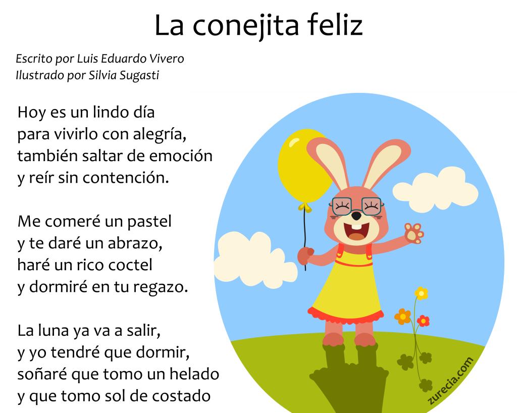 La conejita feliz