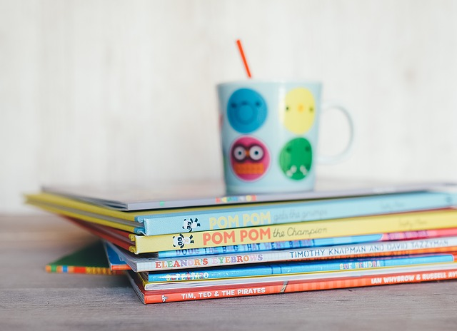 Boletín mensual de literatura infantil